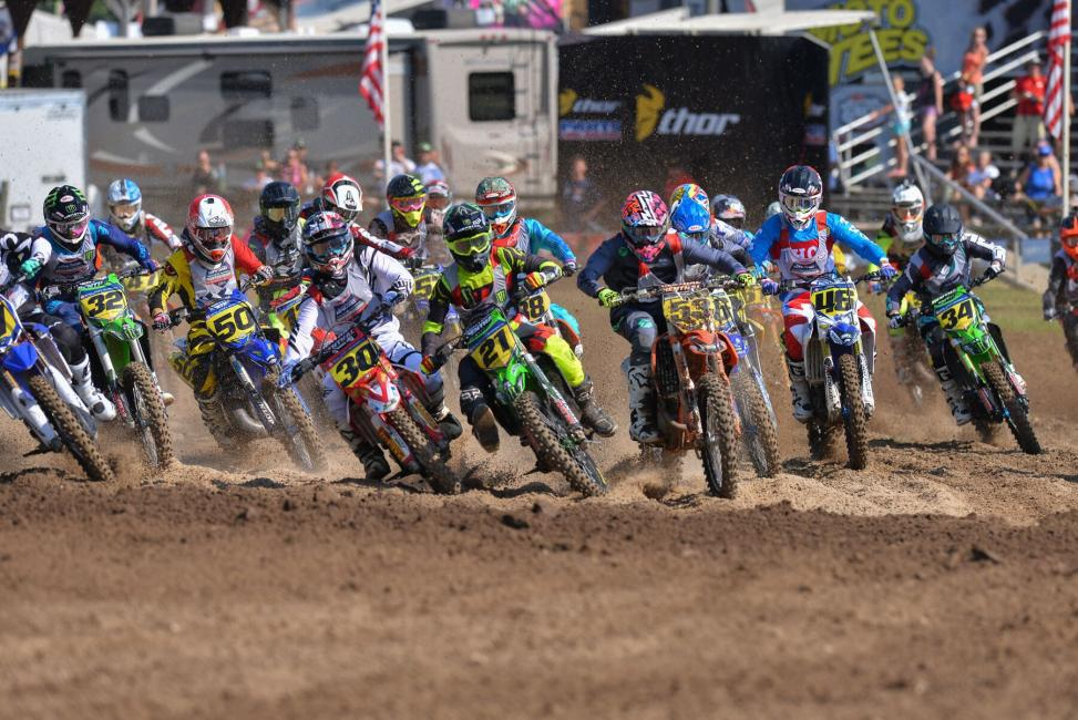 national motocross championships