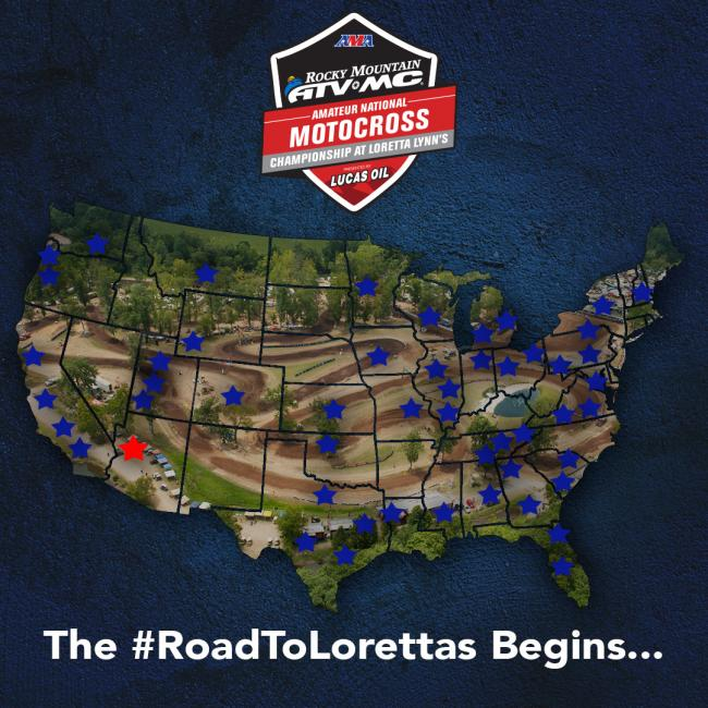The first step to qualify for the 36th Annual Rocky Mountain ATV/MC AMA Amateur National Motocross Championship, presented by Lucas Oil, begins this weekend in the Southwest region.