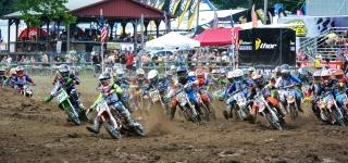 Area Qualifiers Begin Riders' Journeys to the Rocky Mountain ATV/MC Amateur National Motocross Championship