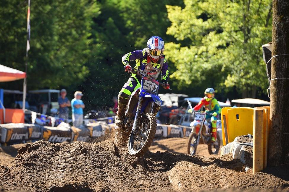 2017 Loretta Lynn's Motocross Saturday Results