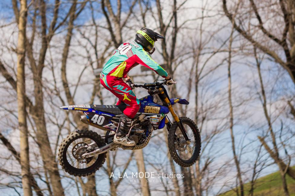 Brandon Hartranft Competed In The 250a And Open Pro Sport Cles Earning Overall Wins