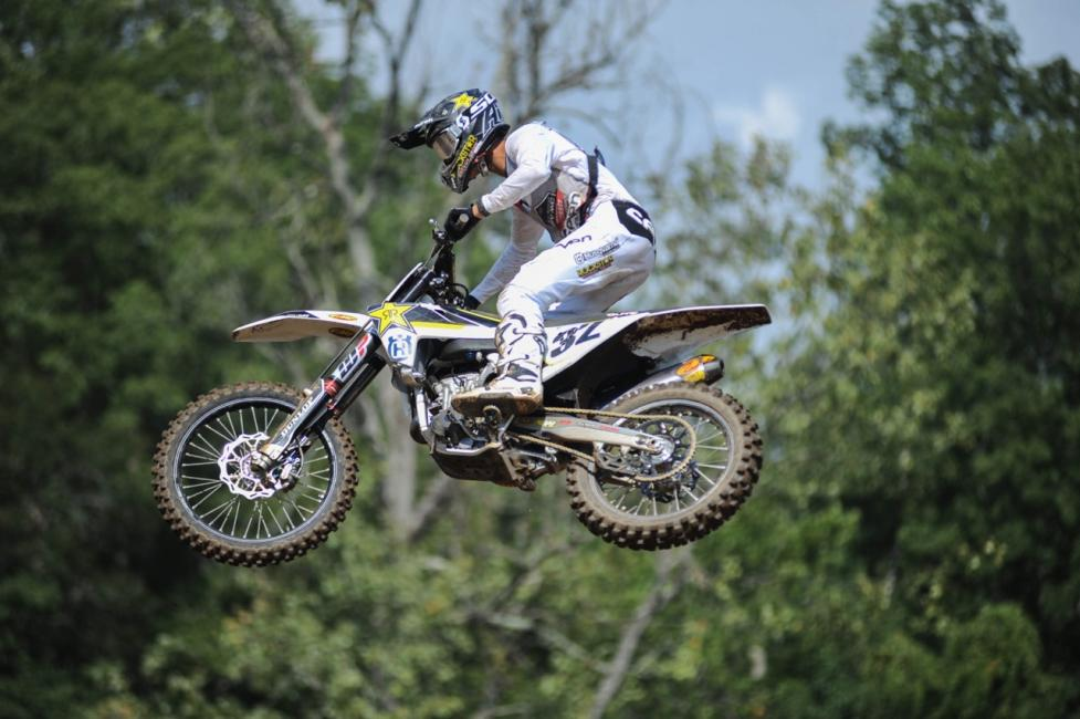 Jordan Bailey races both Open Pro Sprt and 250 A finishing his best of second overall for the 250 A class.