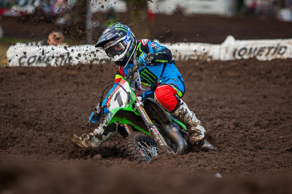 Oakley will continue to back the world's largest and most prestigious amateur national motocross championship.