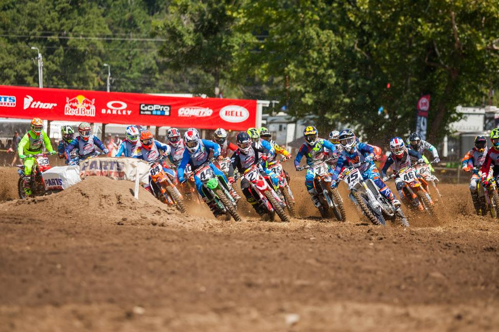 The Area Qualifiers serve as the first phase in qualifying for the world's largest and most prestigious amateur motocross championship.