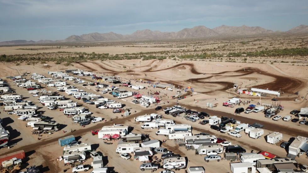 Arizona Cycle Park in Buckeye, Arizona will play host the first of 57 different Area Qualifiers, this weekend, February 10 and 11.