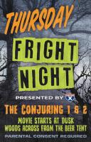 Fright Night presented by Racer X