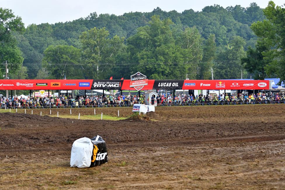 Day two of racing from the AMA Amateur National Motocross Championship begins tomorrow, August 1.