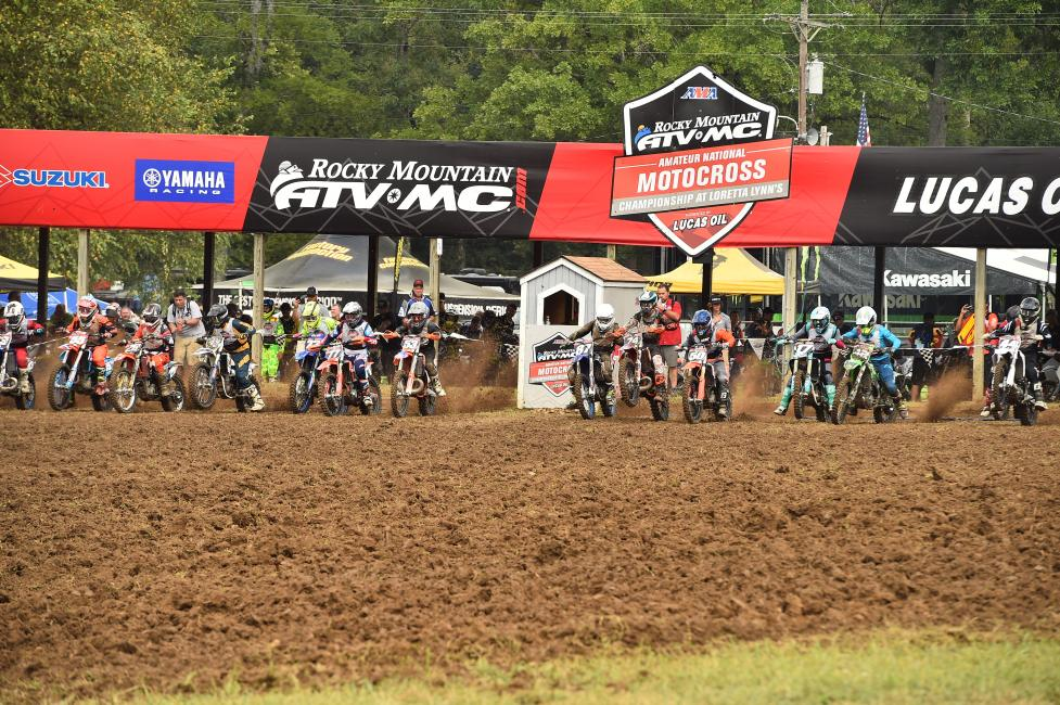 Wednesday Race Report: 2018 Loretta Lynn's
