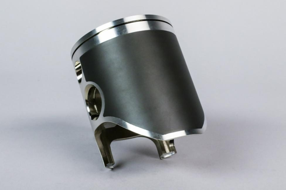 All Wiseco two-stroke pistons are forged in-house for added strength and durability, and are available for wide variety of applications.