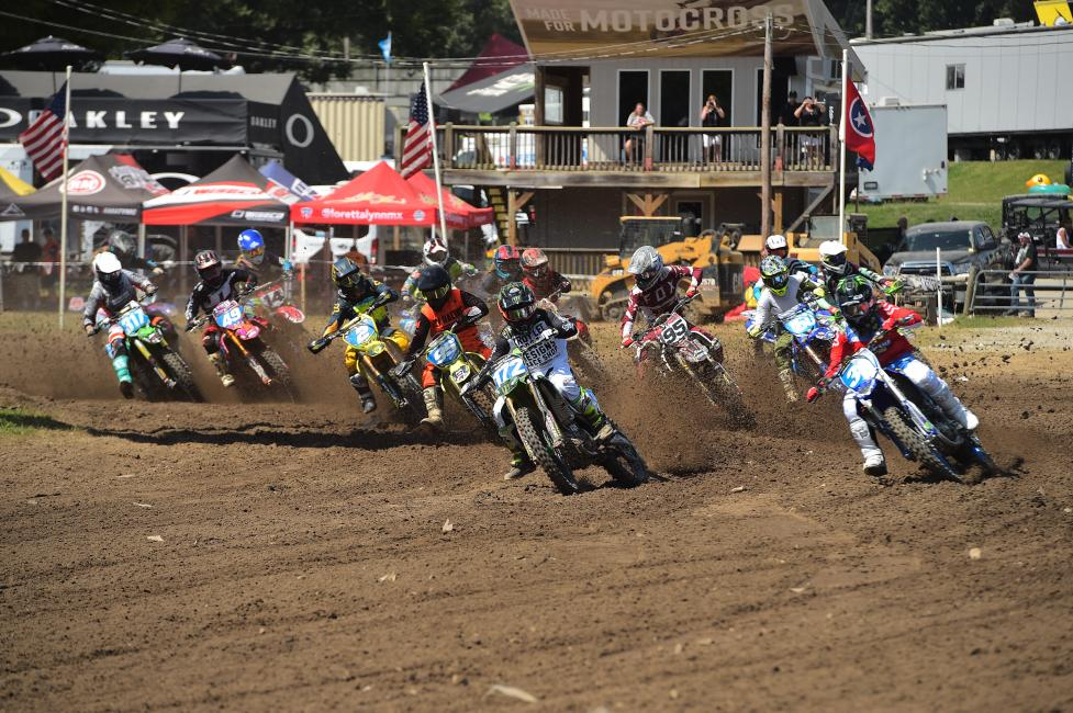 WMX will compete in conjunction with the AMA Amateur National, having to qualify through an Area Qualifier and Regional Championship to contend for the WMX National Championship.