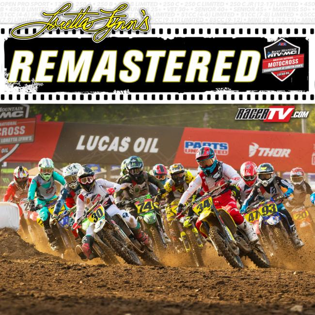 Click HERE to view the first set of remastered motos.