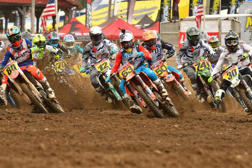 GoPro, Hoosier Racing Tires and The Mind Champion join the 2019 AMA Amateur National Motocross Championship.