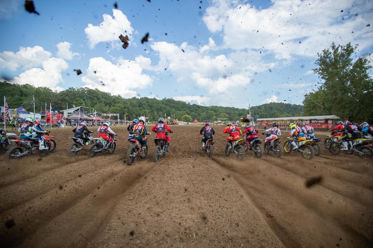 MX Sports Announces 2019 Racer X Remastered Series from 38th Annual Rocky Mountain ATV/MC AMA Amateur National Motocross Championship
