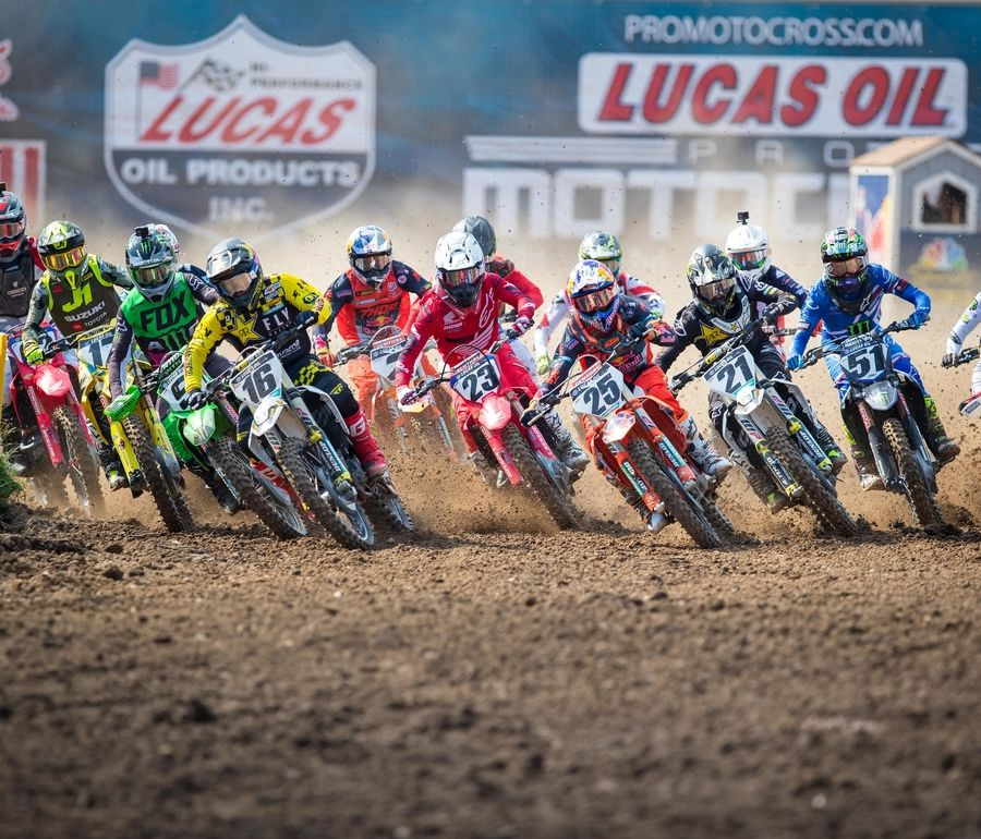 MX Sports Pro Motocross Administration Site